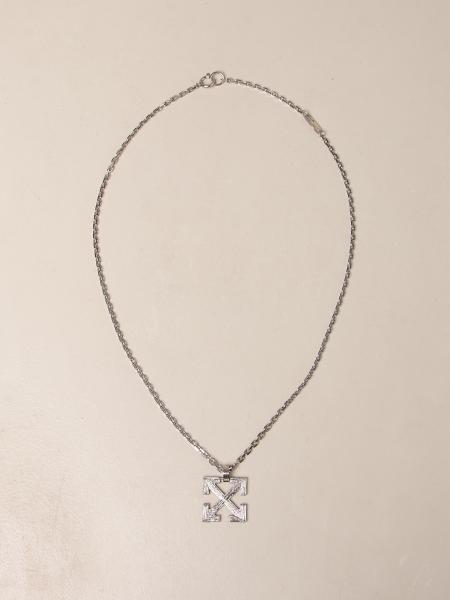 Collana Off White con pendente freccia