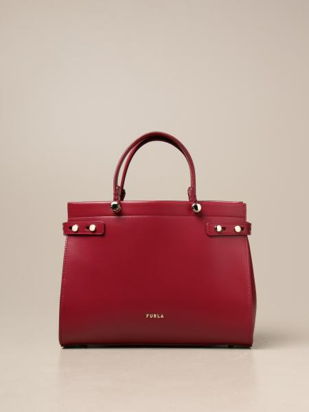 Furla: Furla bag in smooth leather