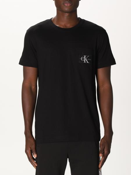 T-shirt Calvin Klein Jeans con mini logo
