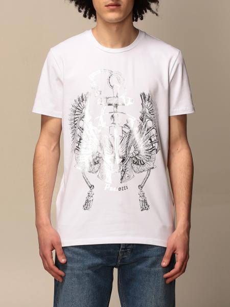 Cesare Paciotti: Camiseta hombre Paciotti