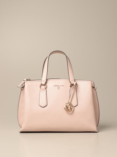 Michael Kors women: Emma Michael Michael Kors bag in textured leather