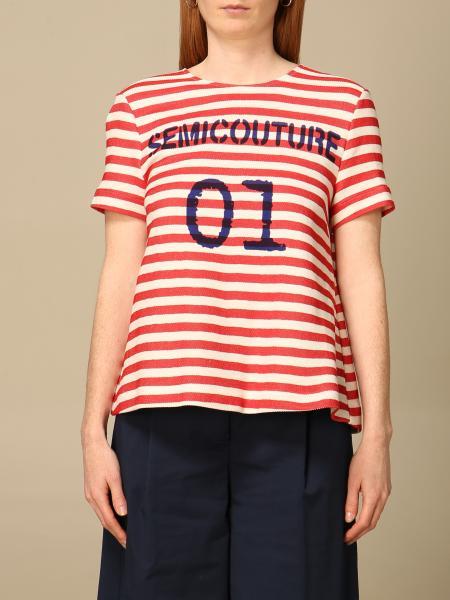 Semicouture: Pullover damen Semicouture