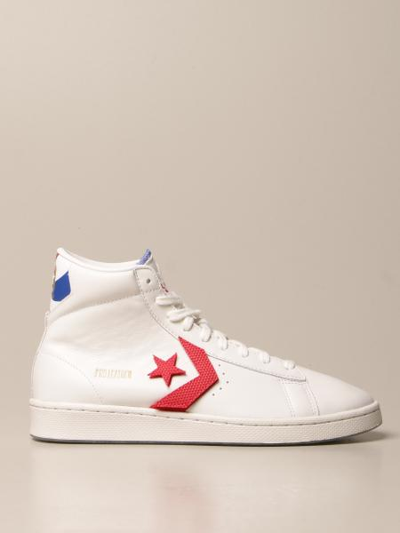 Converse Limited Edition: Sneakers high top Converse in pelle