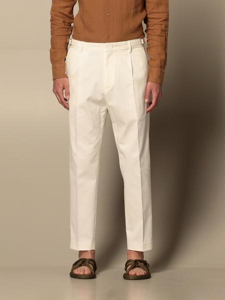 Paolo Pecora: Pants men Paolo Pecora