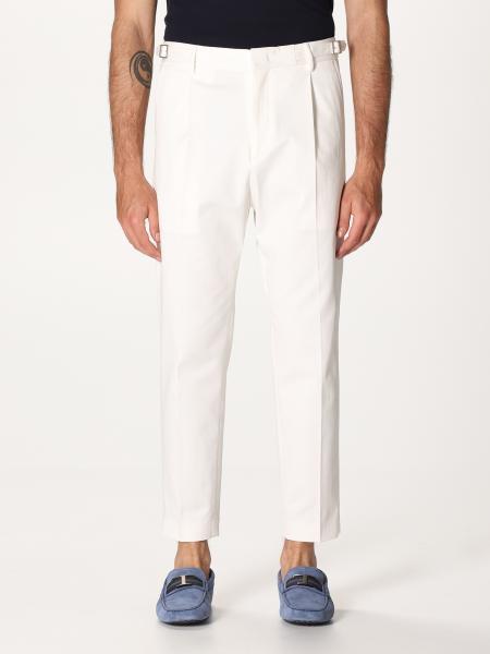 Pantalone Paolo Pecora con fibbie