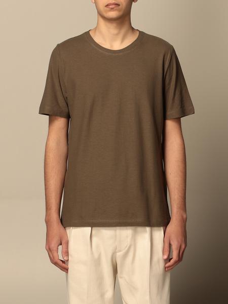 Roberto Collina basic cotton t-shirt