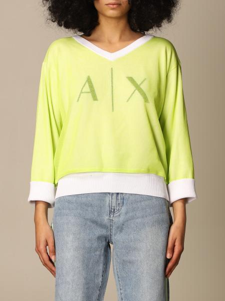 Armani Exchange: Sweater women Armani Exchange