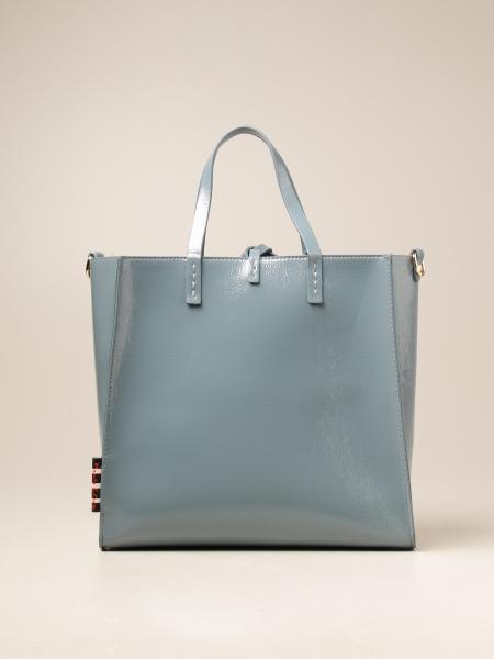 Manila Grace women: Felicia Manila Grace handbag in synthetic naplak