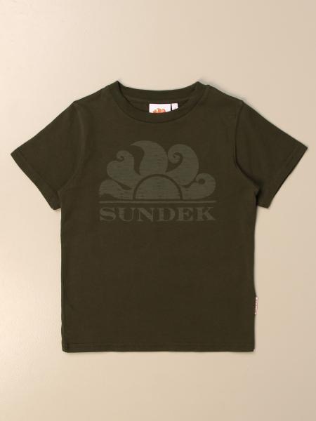 Sundek: T-shirt enfant Sundek