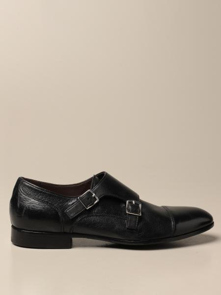 Green George: Shoes men Green George