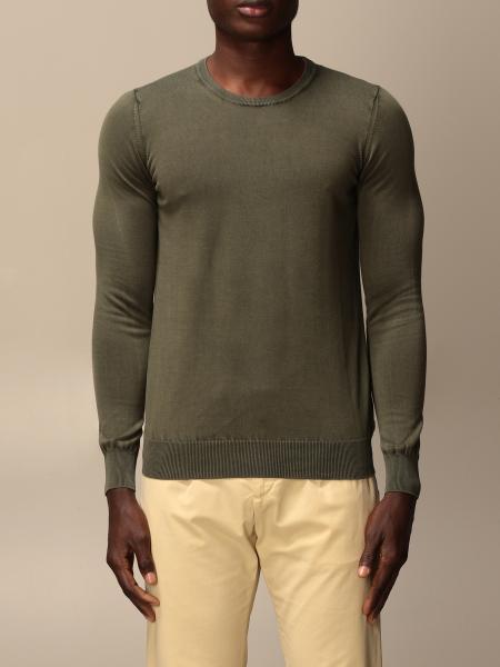Alpha Studio men: Sweater men Alpha Studio