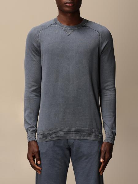 Alpha Studio men: Alpha Studio crewneck sweatshirt