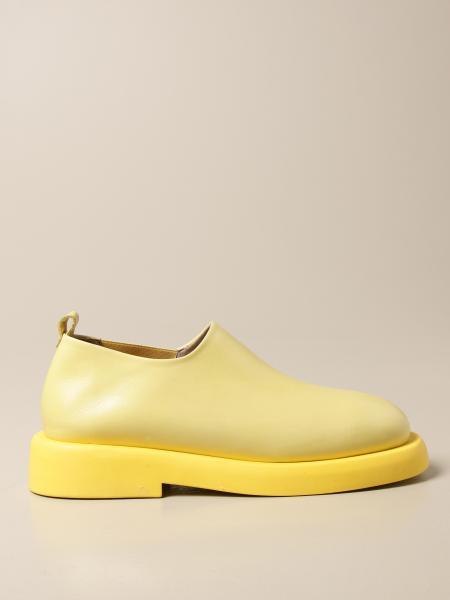 Marsèll: Pantofola Gommello Marsèll in pelle