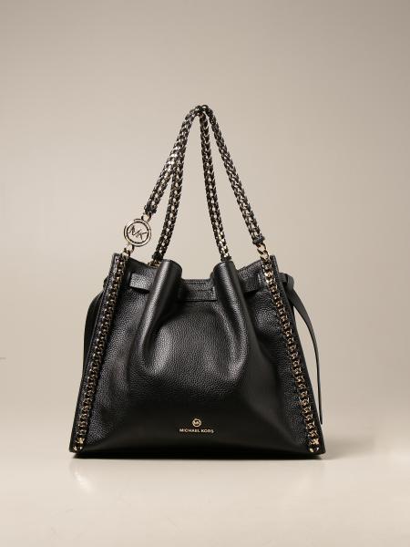Michael Kors women: Mina Michael Michael Kors bag in grained leather