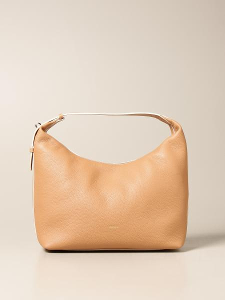 Furla: Furla bag in hammered leather