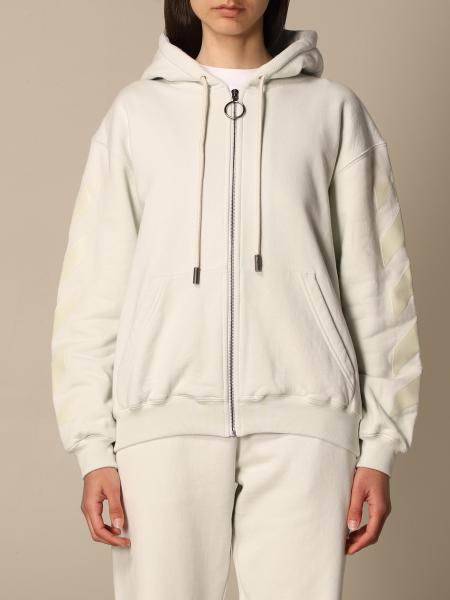 Sweatshirt damen Off White