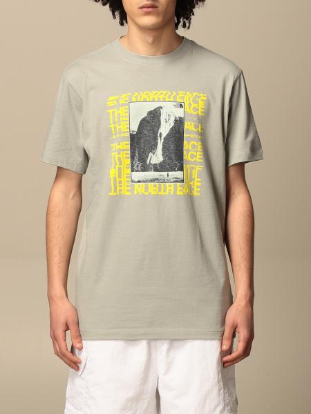 T-shirt The North Face con stampa