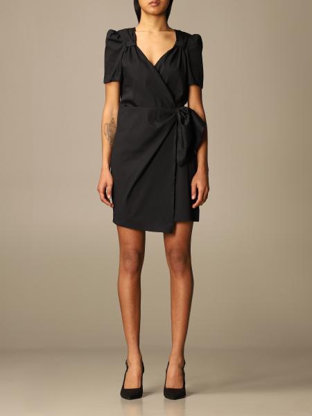 Twin Set Actitude: Twin-set Actitude cotton short dress