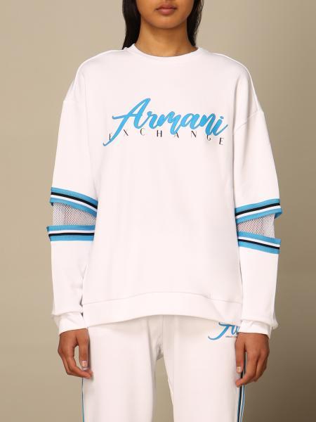 Armani Exchange: 卫衣 女士 Armani Exchange
