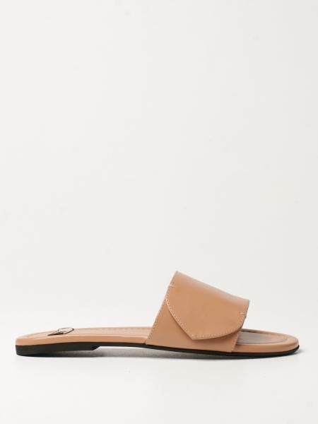 Flache sandalen damen N° 21