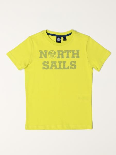 T-shirt kids North Sails