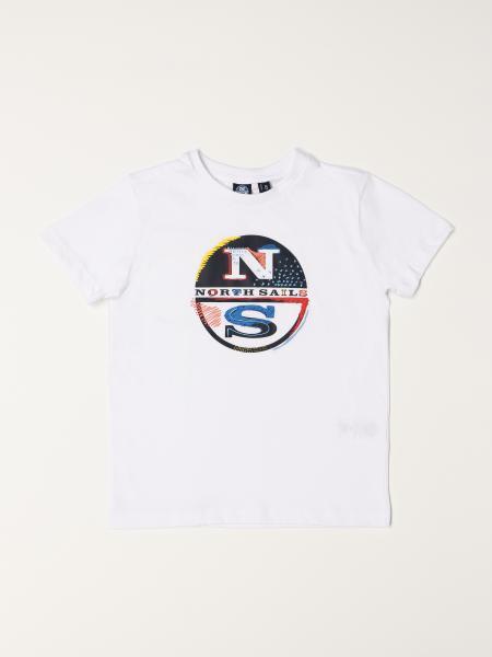 T-shirt North Sails con logo