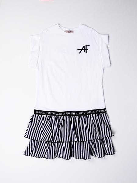 Alberta Ferretti: 连衣裙 儿童 Alberta Ferretti Junior