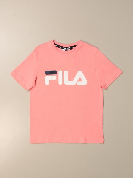T-shirt Fila con logo