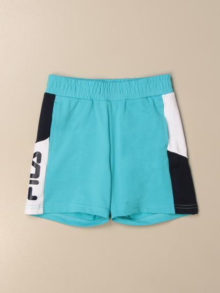 Pantaloncino jogging Fila con bande
