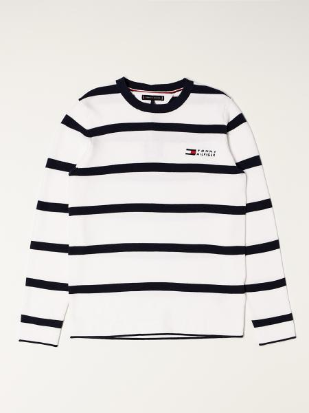 Maglia Tommy Hilfiger a righe