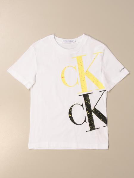 Футболка Детское Calvin Klein