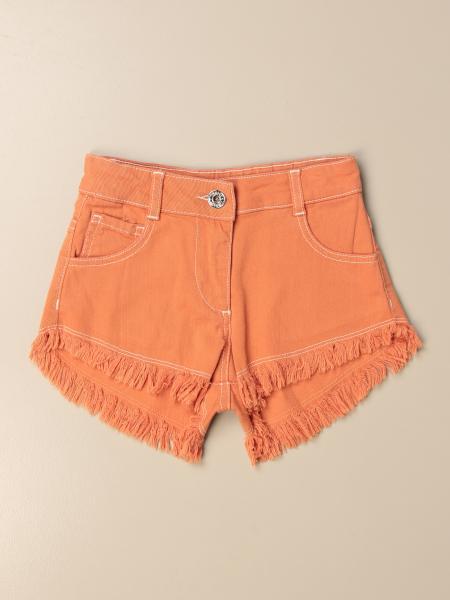 Shorts Twin-set in denim