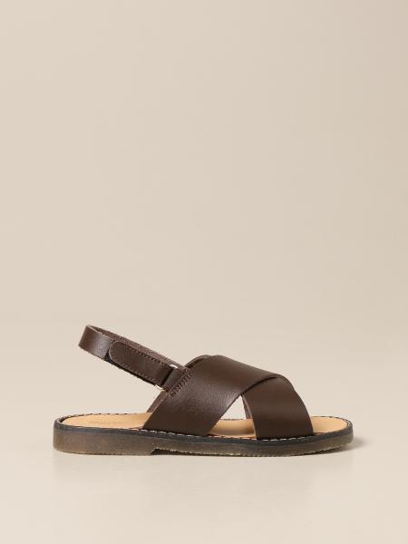 Babywalker: Babywalker leather sandal