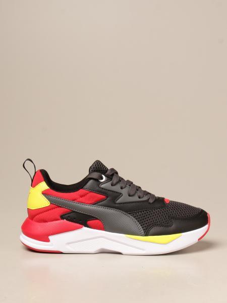 Puma: Sneakers X-ray Lite Puma in pelle sintetica