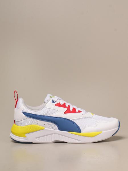 Puma: Sneakers X-ray Lite Puma in pelle sintetica e mesh