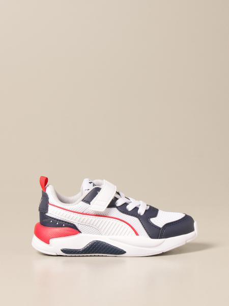Puma: Sneakers X-ray Puma in pelle sintetica