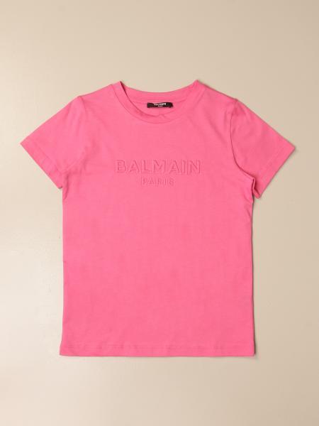 Balmain niños: Camisetas niños Balmain
