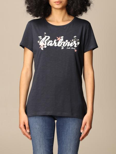 T-shirt damen Barbour