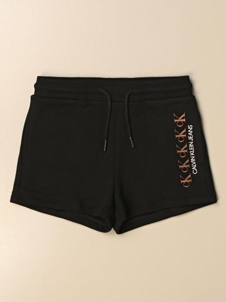 Pantaloncino jogging Calvin Klein con logo