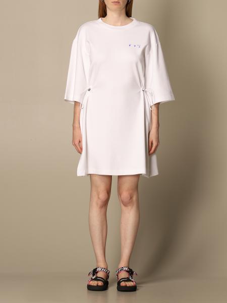 Off White: 连衣裙 女士 Off White