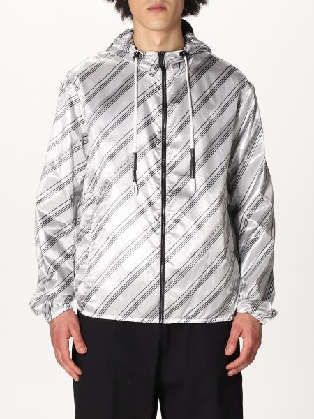 Emporio Armani: Reversible Emporio Armani nylon jacket