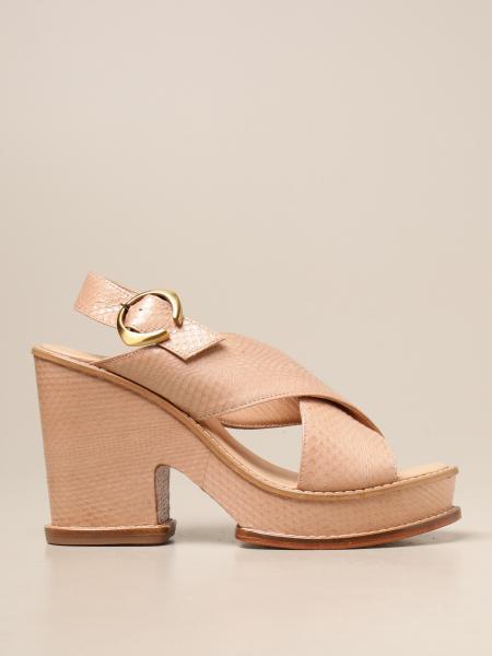 Обувь Женское Maliparmi