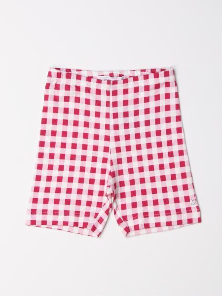 Pantaloncino Monnalisa a quadretti