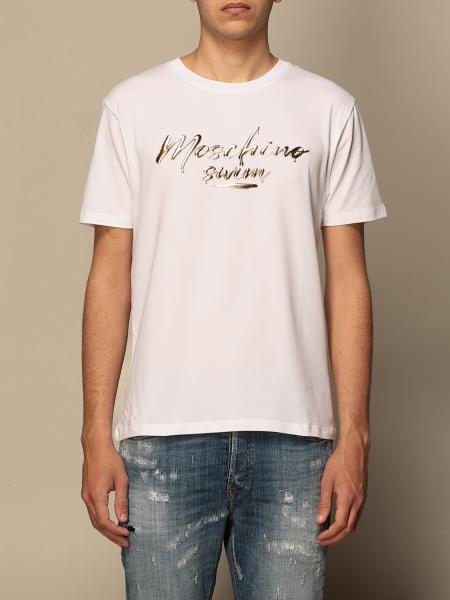 T-shirt Moschino Underwear con logo