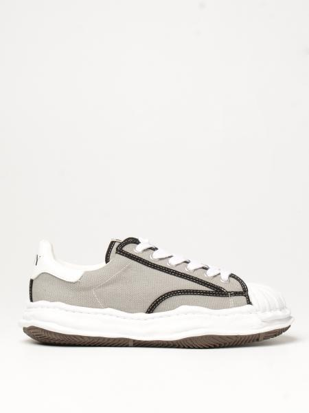 Maison Mihara Yasuhiro: Maison Mihara Yasuhiro sneakers in canvas