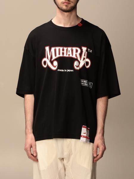 Maison Mihara Yasuhiro: Maison Mihara Yasuhiro t-shirt with print