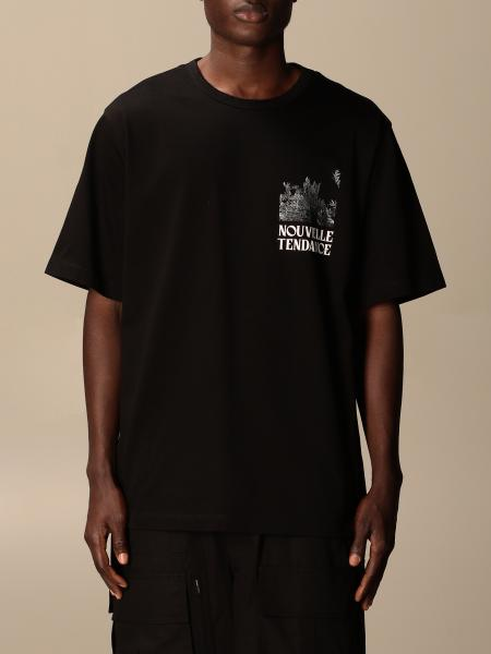 Juun.j: Juun.j T-shirt with back embroidery