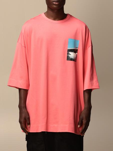 Juun.j: Juun.j oversized T-shirt with print