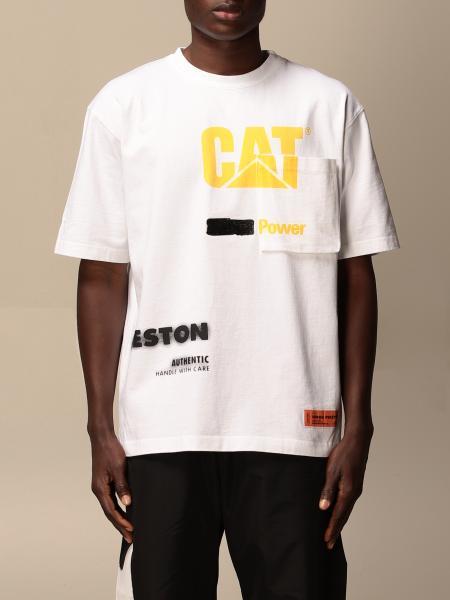Camiseta hombre Heron Preston