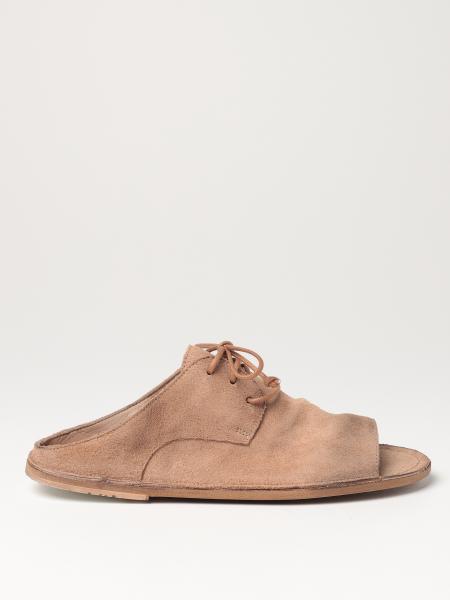 Marsèll uomo: Sandalo Sandalaccio Marsèll in camoscio